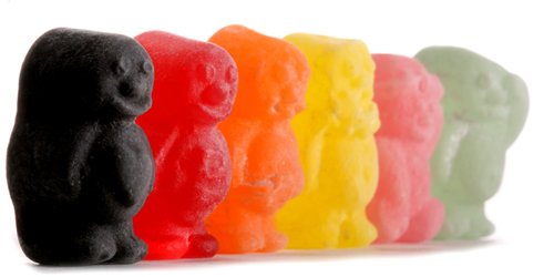 jelly-babies-lineup